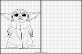 Mandalorian Baby Yoda35