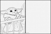 Mandalorian Baby Yoda8