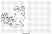 Frosty le bonhomme de neige14