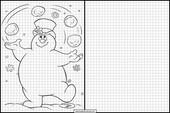 Frosty le bonhomme de neige17