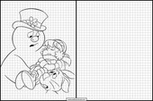 Frosty le bonhomme de neige5