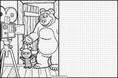 Masha og Bear9