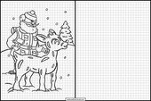 Rudolph la renna dal naso rosso14
