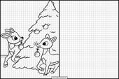 Rudolph la renna dal naso rosso8