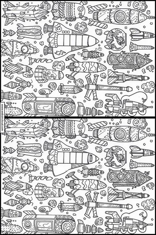 Doodles no espaço 11