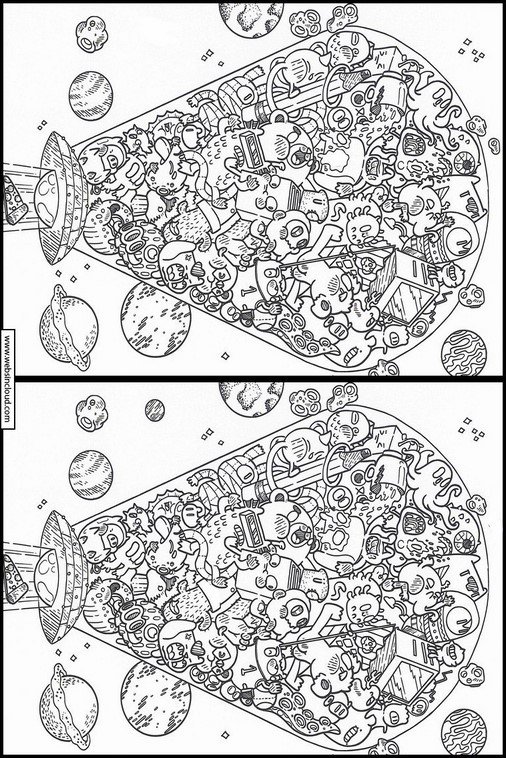 Doodles no espaço 23