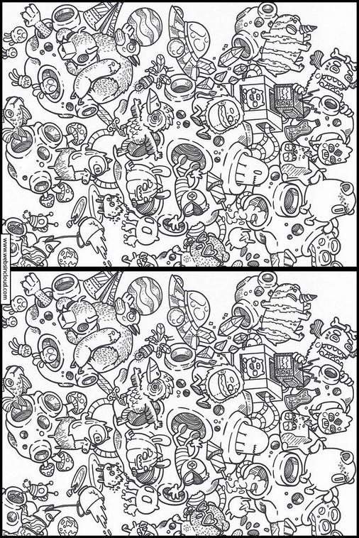Doodles in space 29