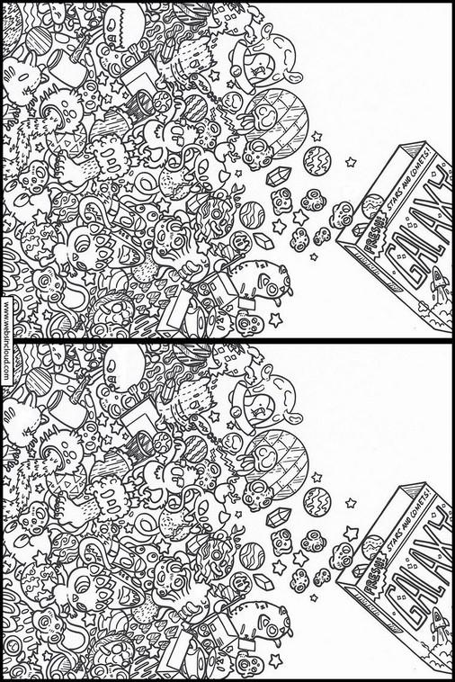 Doodles i rymden 6