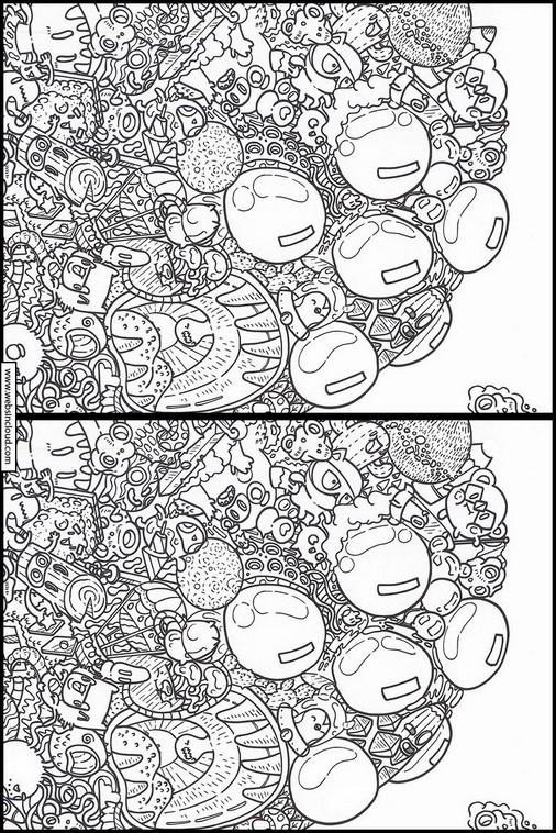 Doodles i rymden 9