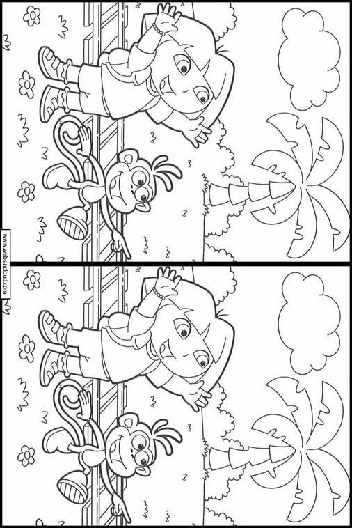Dora l'exploratrice 54