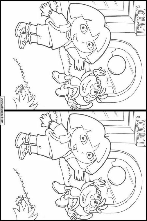 Dora l'exploratrice 59
