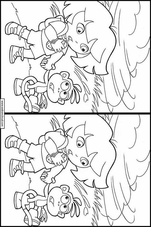 Dora l'exploratrice 64