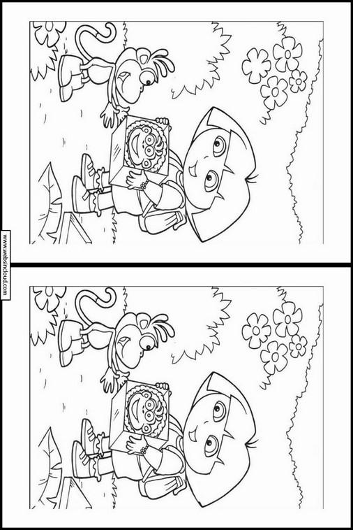 Dora the Explorer 8
