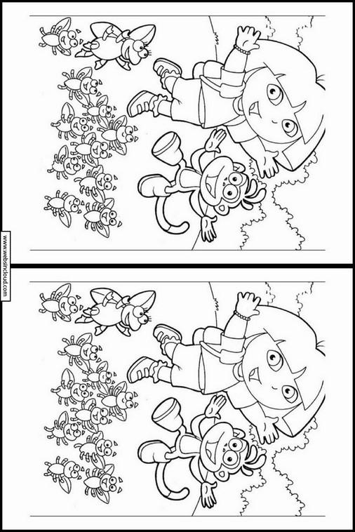 Dora l'exploratrice 9