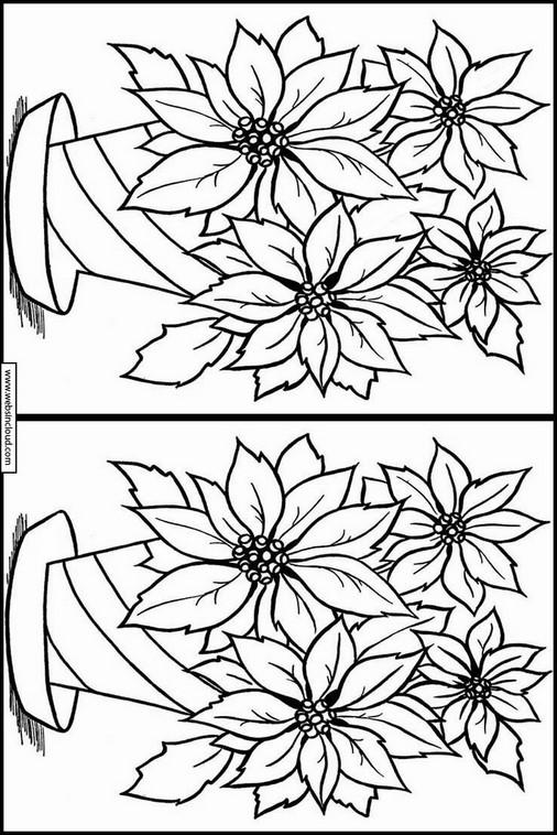 Lujo Página Para Colorear Florero Cresta - Ideas Para Colorear ...