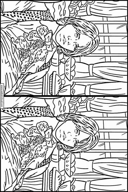 Jeux De Trouver Les Differences A Imprimer Harry Potter 43