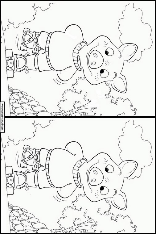 Jakers, Piggley Winks 15