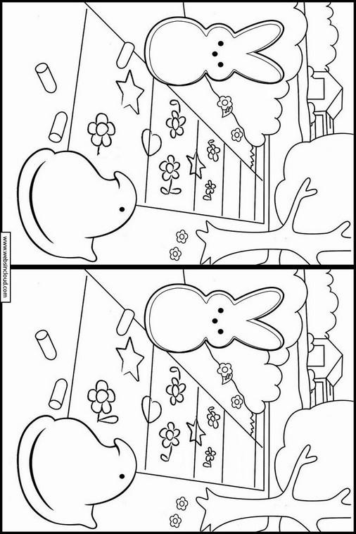 Marshmallow Peeps 4