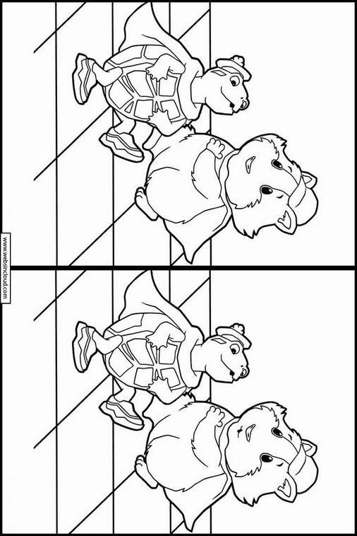 Wonder Pets 13