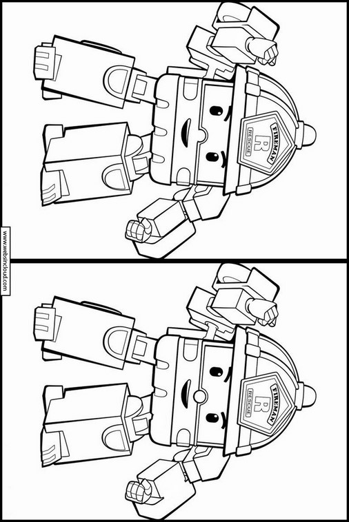 Robocar Poly 13