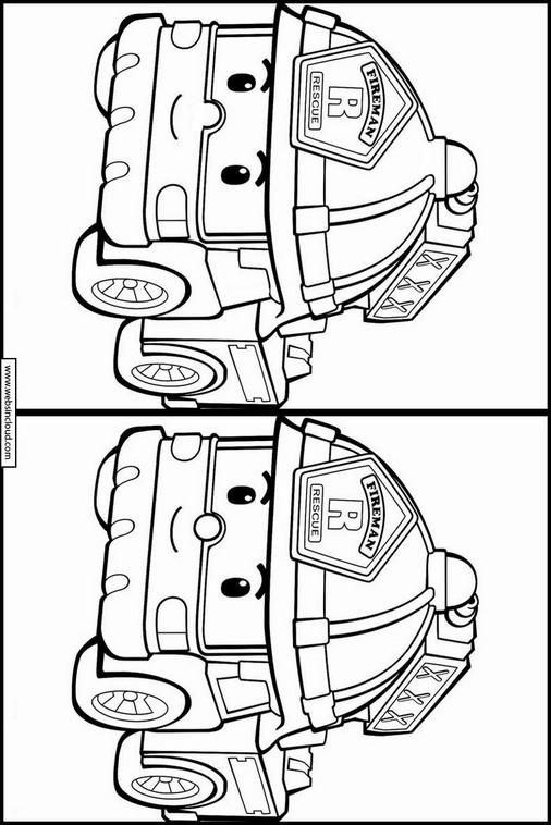 Robocar Poly 5