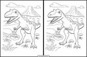 Dinosaurier Zug15