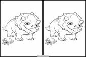 Dinosaurier Zug16