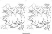 Dinosaurier Zug17