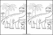 Dinosaurier Zug3