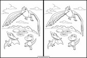 Dinosaurier Zug7