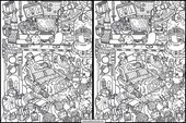 Doodles i rummet34