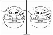 Mandalorian Baby Yoda23