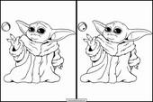Mandalorian Baby Yoda24