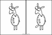 Sheep in the big city15