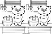 Mascha und der Bär8