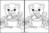 Little Brown Bear25