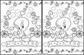 Pip og katten Sylvester34