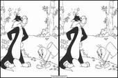 Pip og katten Sylvester40