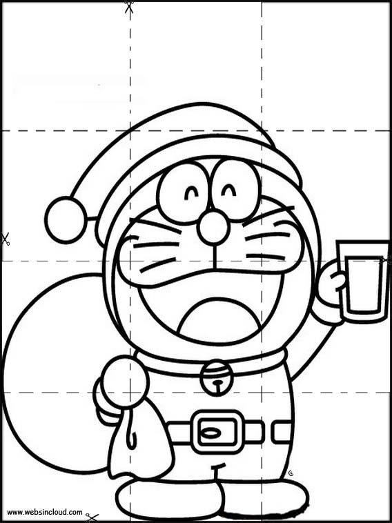Puzzle Doraemon 4