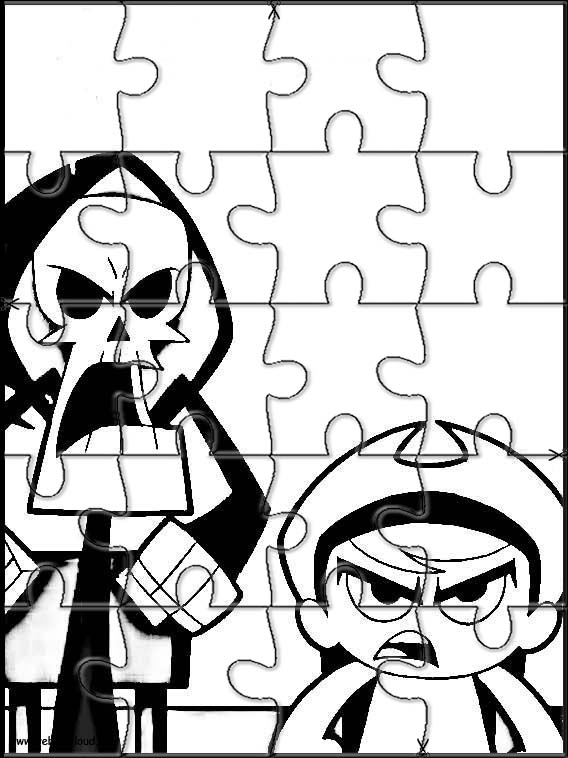 The Grim Adventures of Billy and Mandy 15