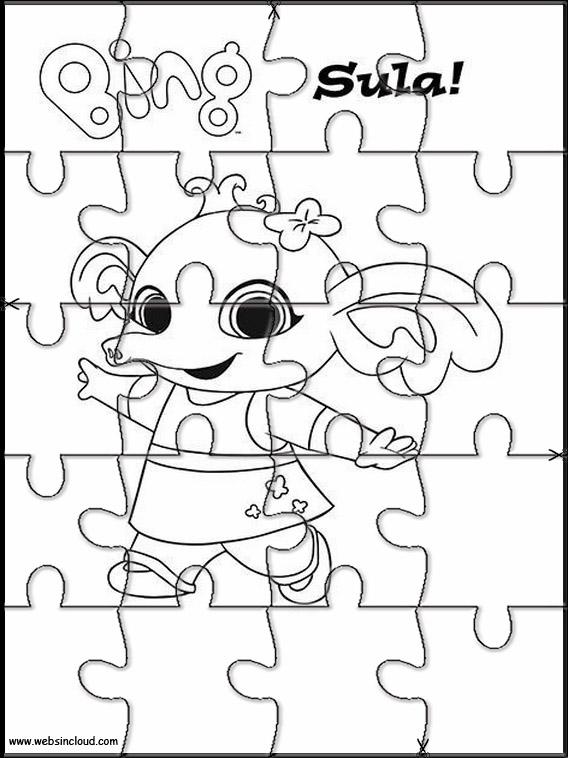 Disegni Da Colorare Bing Bunny Coloratutto Website