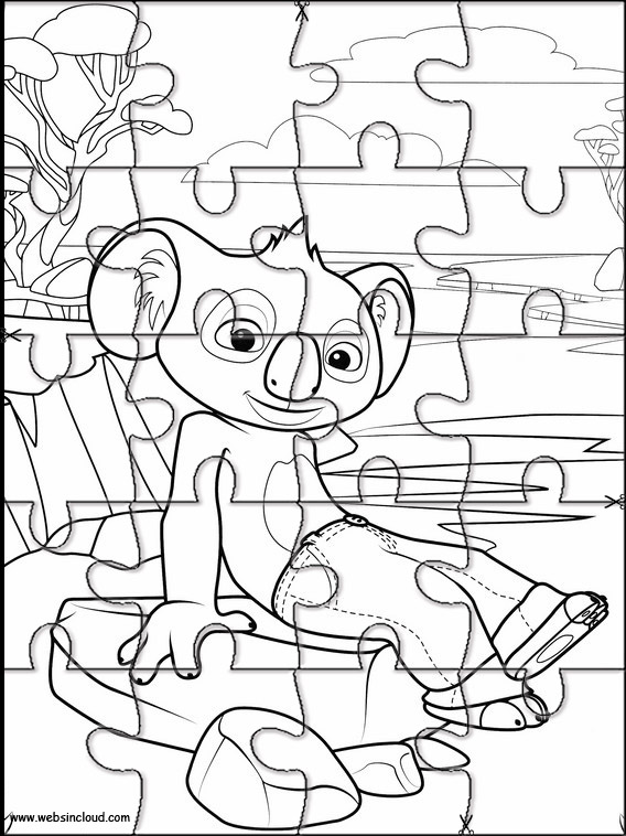 Blinky Bill 24