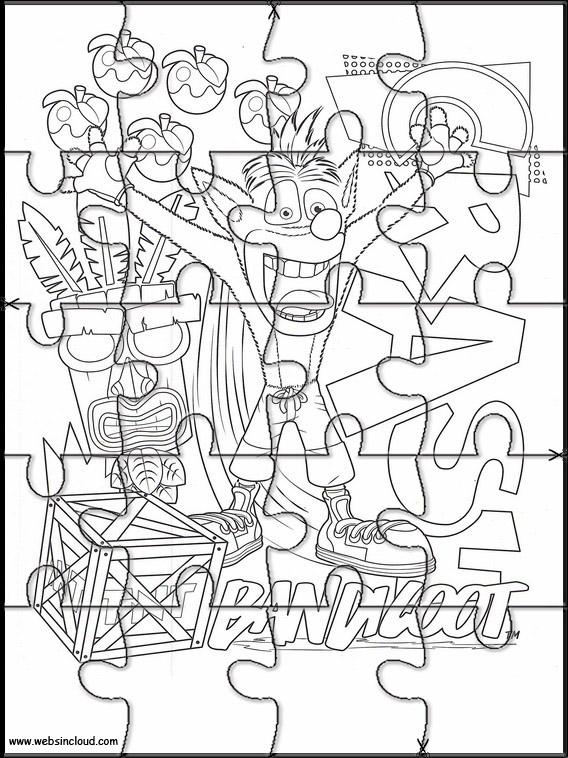 Crash Bandicoot 10