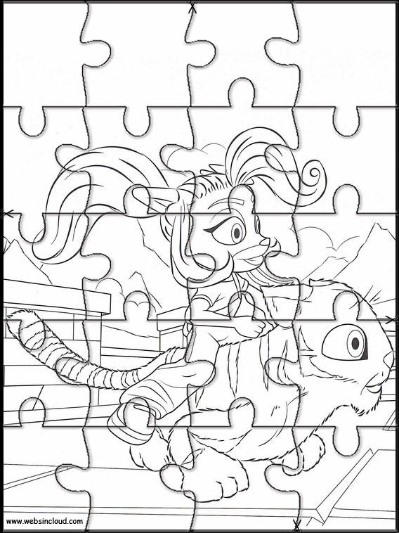 Crash Bandicoot 21