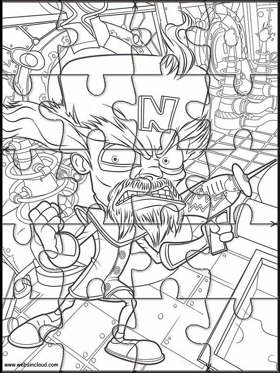 Crash Bandicoot 32