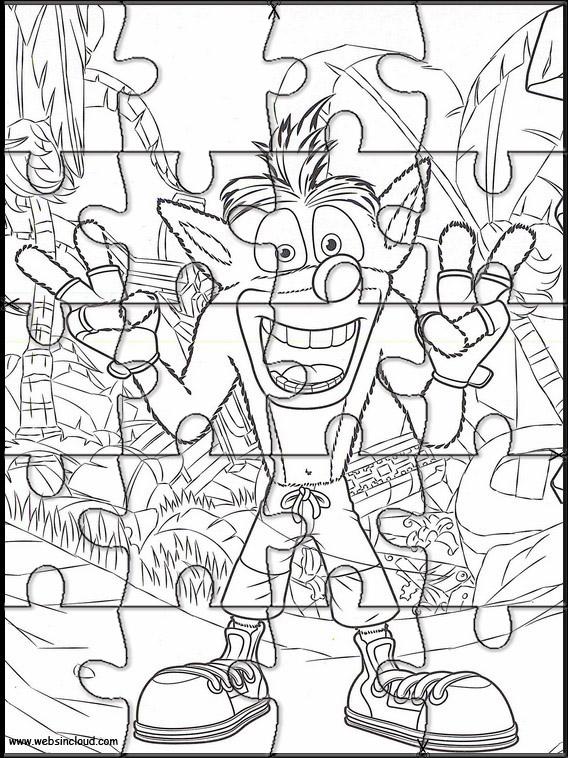 Crash Bandicoot 34