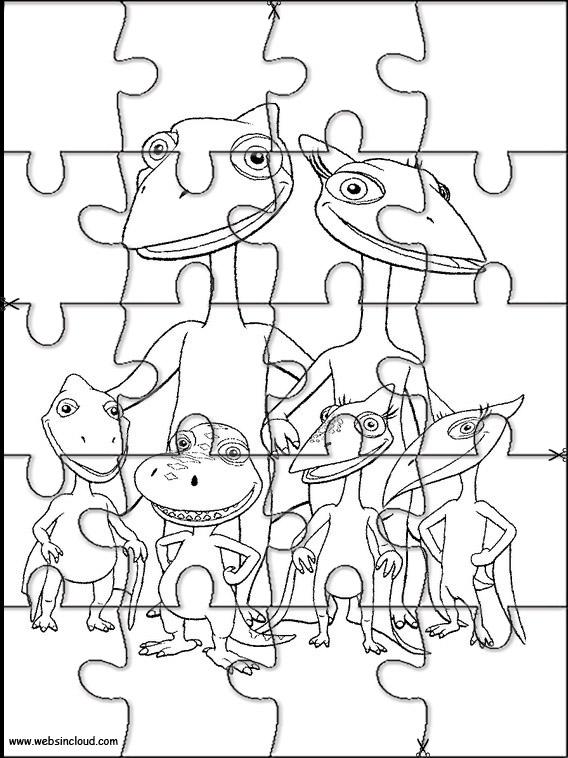 Dinosaurietåget 10