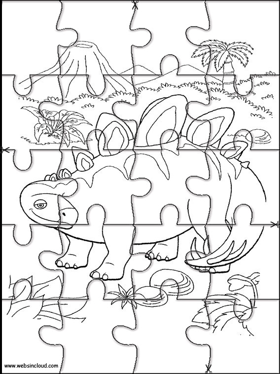 Il treno dei Dinosauri 17