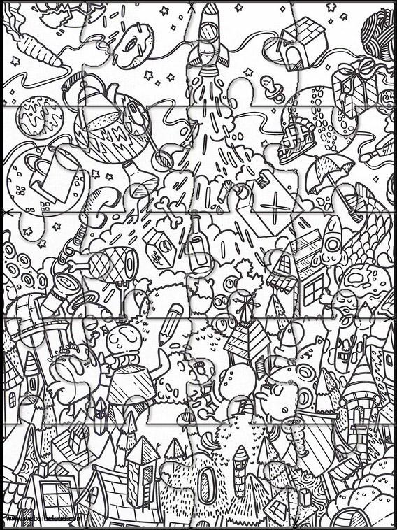 Doodles i rommet 12