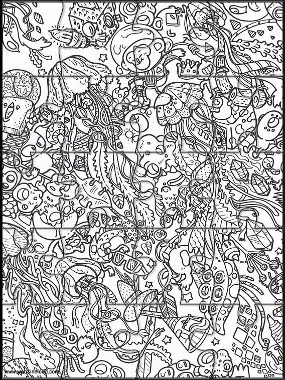 Doodles im Weltraum 13